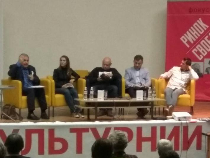 Презентация книги Любомира Гузара / news.ugcc.ua