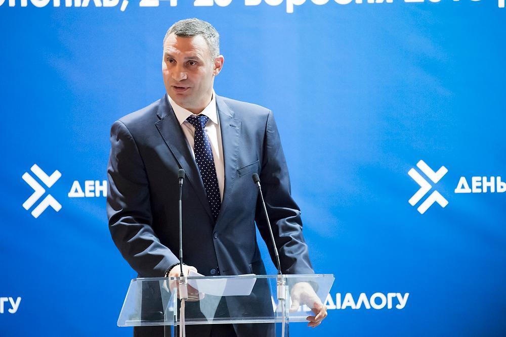 Кличко на Асоціації міст України: У більшості місцевих рад не вистачає коштів на освітні та медичні субвенції / kiev.klichko.org