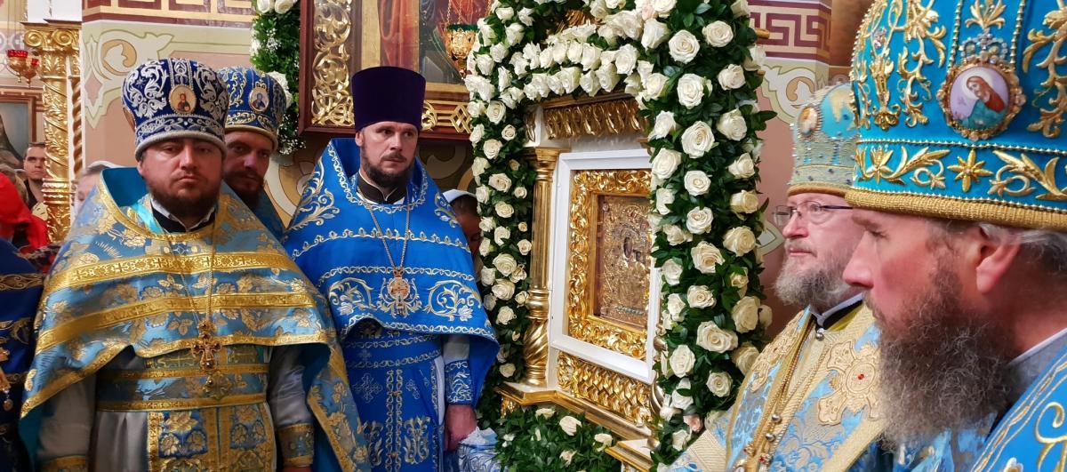 Православні Волині вшанували Зимненську ікону Божої Матері / zymne.org