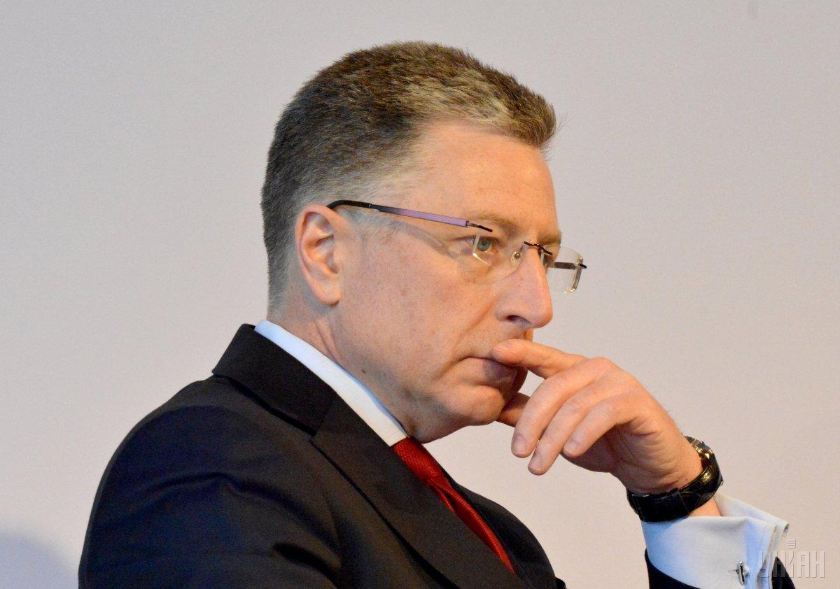 U.S. Special Representative for Ukraine Negotiations Kurt Volker / Photo from UNIAN