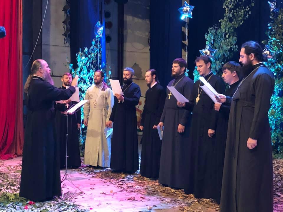На Закарпатье состоялся благотворительный фестиваль духовной песни / m-church.org.ua