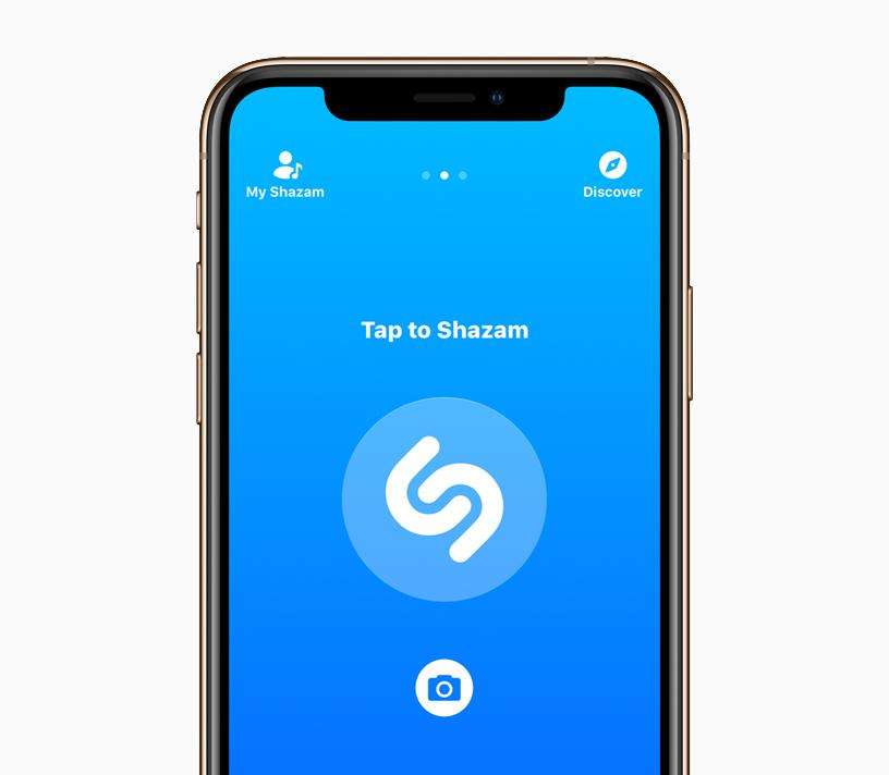 Apple купила додаток Shazam / фото apple.com