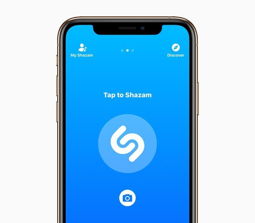 Шазам представил новый топ самых популярных песен / фото apple.com