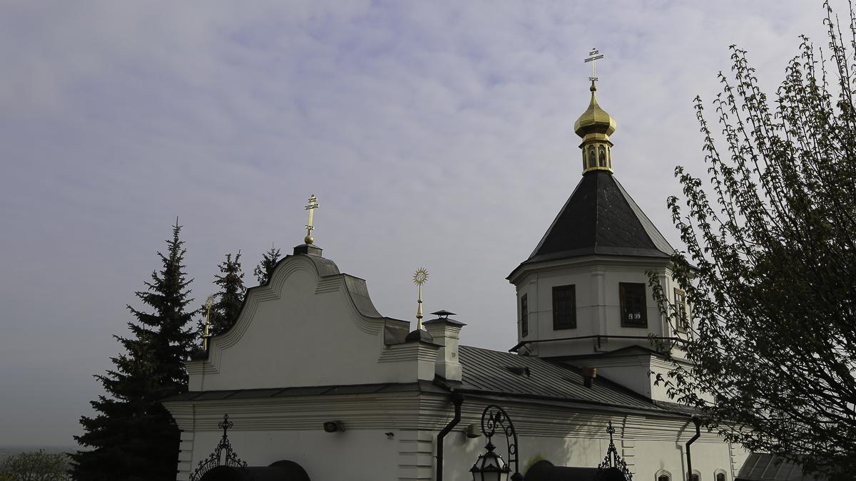 Архієреї помолились в Аннозачатіївському храмі перед початком роботи Синоду / news.church.ua