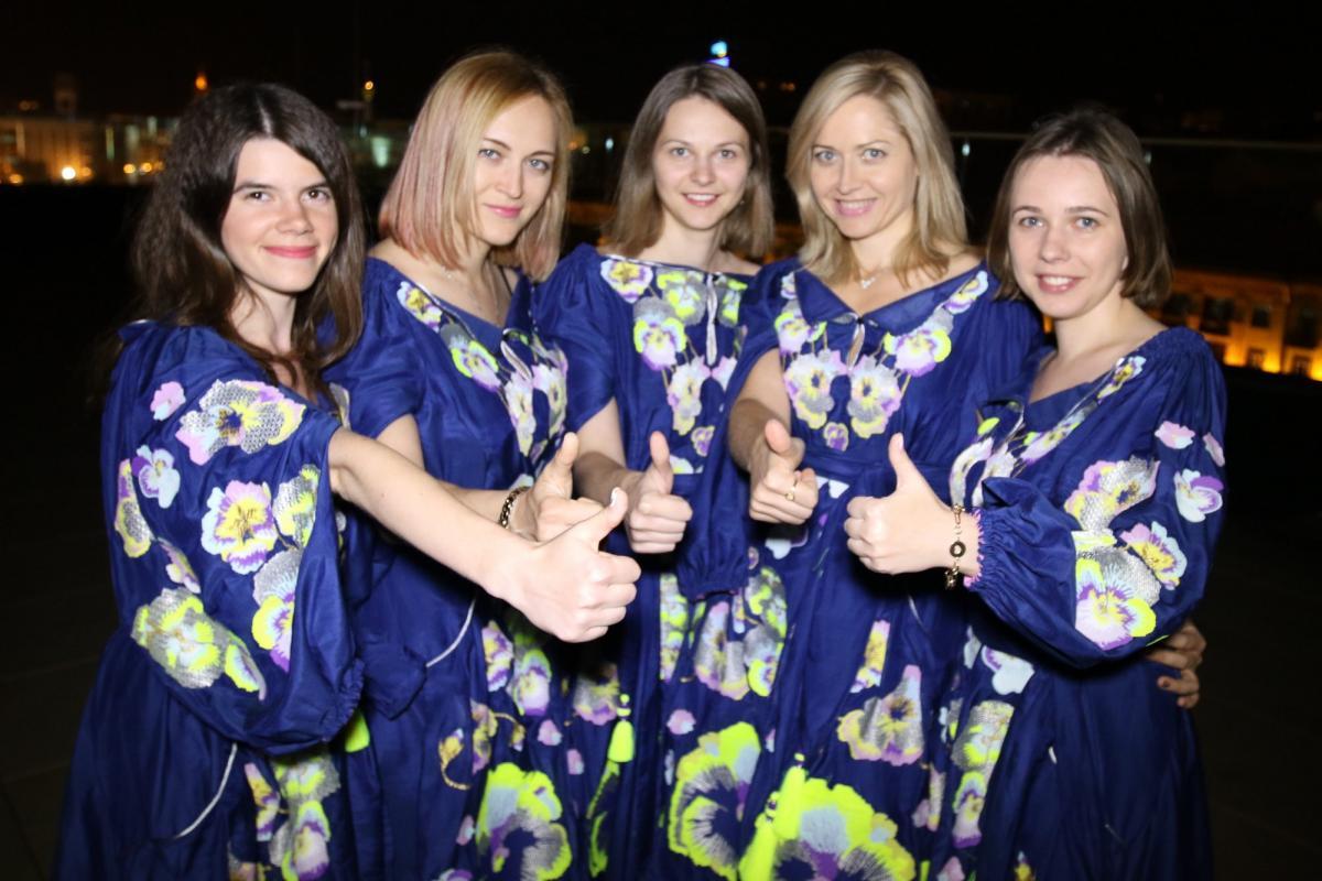 Женская сборная Украины выиграла все партии матча с командой Монако / prosportua.com