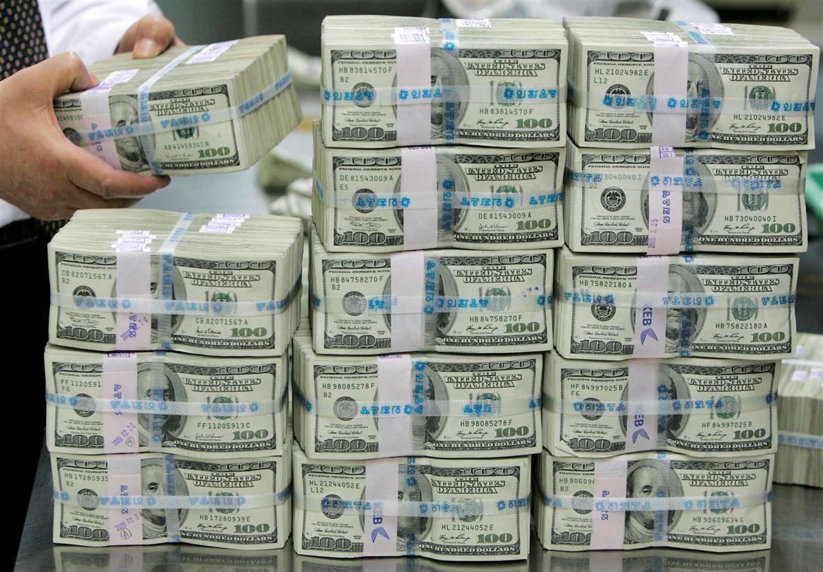 Три года назад Минфин выкупил 420 миллионов долларов еврооблигаций / фото REUTERS