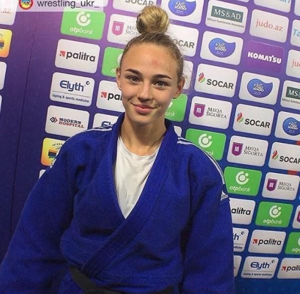 Украинка Дарья Белодед в 17 лет стала самой юной чемпионкой мира в истории вида спорта / фото УНИАН