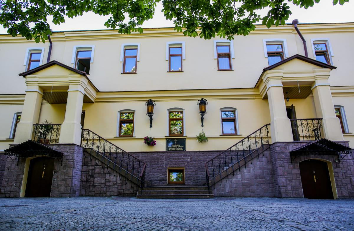 Киевская духовная академия и семинария / news.church.ua
