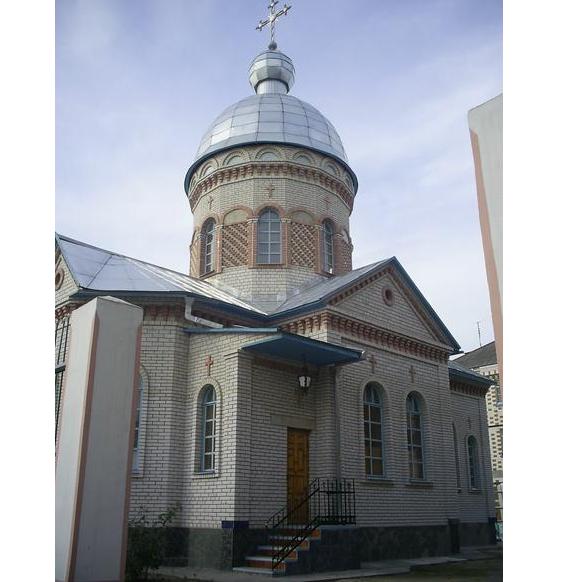 Для віруючих Березані свої двері відкрив ще один храм / boryspil-eparchy.org