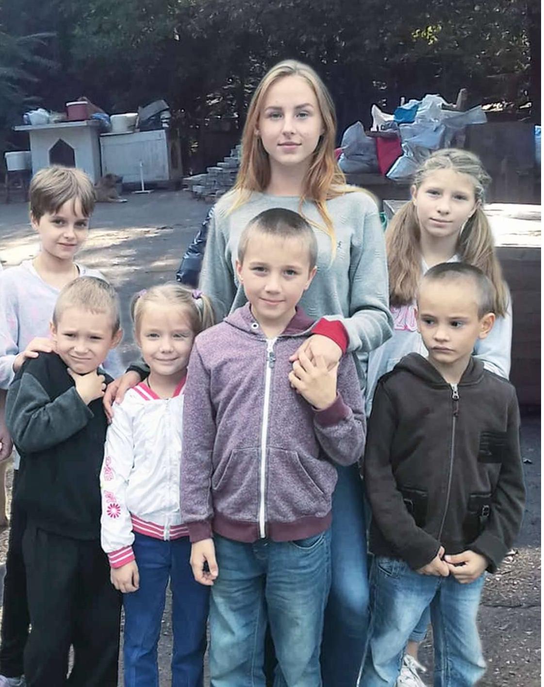 Вихованці православного дитячого будинку відвідали притулок для тварин / hramzp.ua