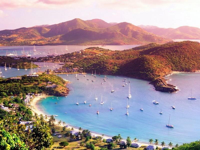 Маршалловы острова - островная тихоокеанская страна \ фото из открытых источников