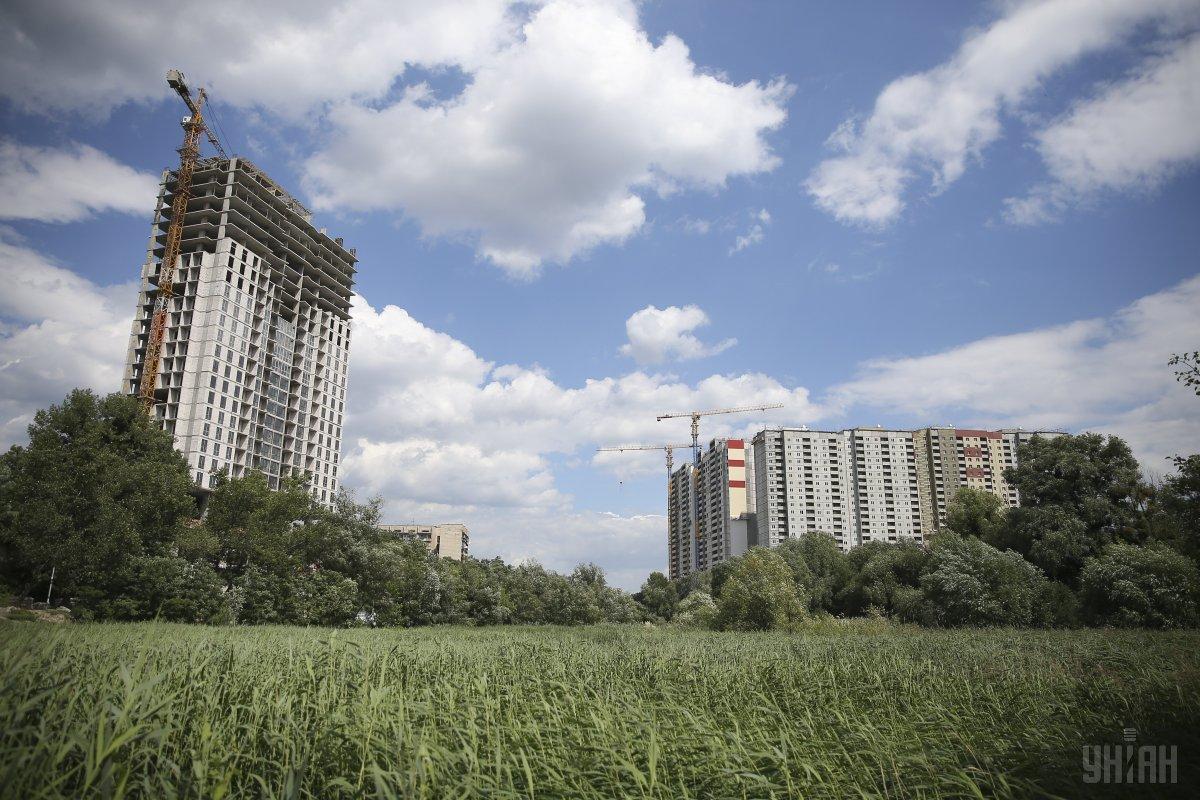 Правительство хочет сделать жилье для украинцев доступным  / фото УНИАН