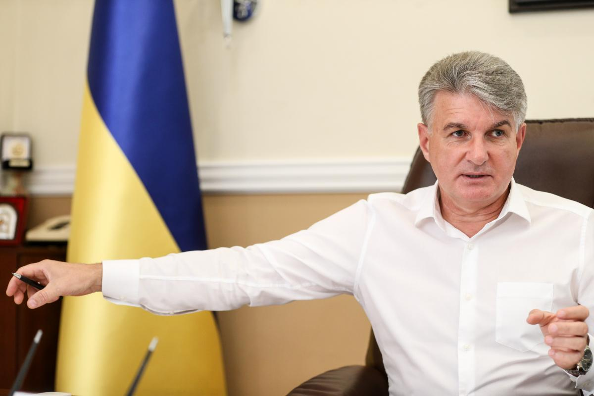 Кирилюк запевняє, що Держгеонадра не приймають рішення одноосібно / фото УНІАН