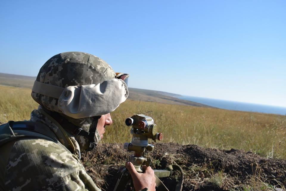 Украинские военные смогут заказывать себе необходимуюэкипировкув онлайн-режиме / фото пресс-центр штаба ООС