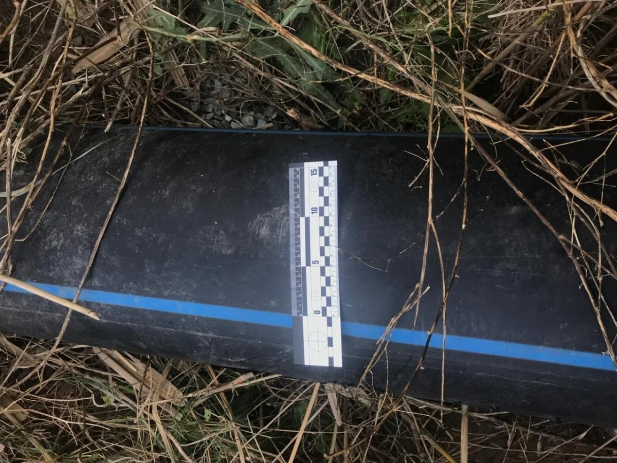 На Херсонщине разоблачили незаконные поставки воды в оккупированный Крым/ ark.gp.gov.ua