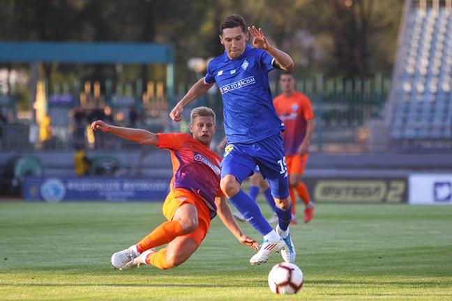 Динамо обыграло Мариуполь в перенесенном матче / fcdynamo.kiev.ua