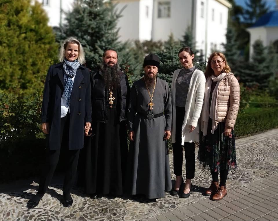 В городе Кременец состоялась встреча священников с представителями Организации по безопасности и сотрудничеству в Европе / ternopil.church.ua