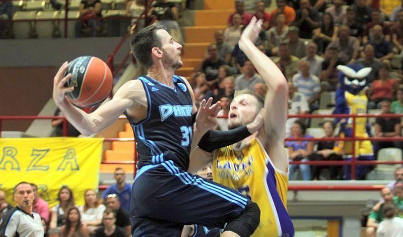 Баскетболісти Дніпра зуміли відіграти 9-очкове відставання у грецького клуба / fbu.ua