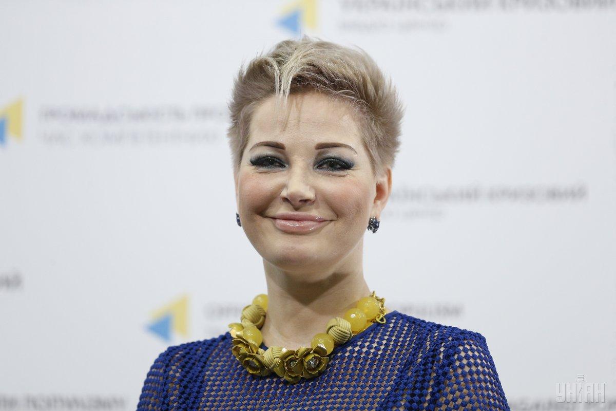 Максакова вийшла заміж за Далхата Халаева 12 липня / фото УНІАН