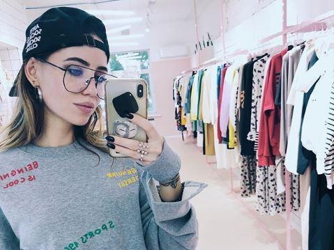 Надя Дорофеева показала новый образ / instagram.com/nadyadorofeeva