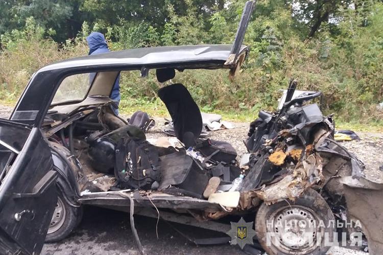 В аварии погиб священник / Национальная полиция Украины