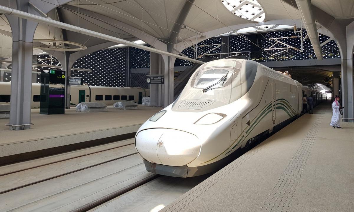 В Саудовской Аравии запустили скоростные поезда / theguardian.com