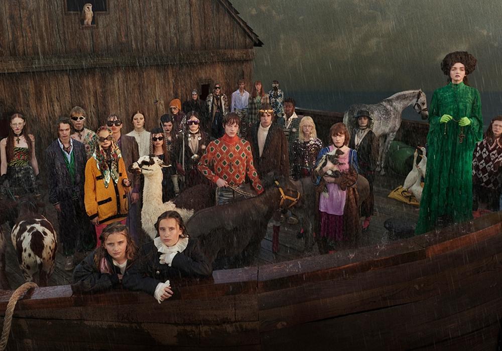 Рекламная кампания на тему Ноева ковчега / buro247.ru