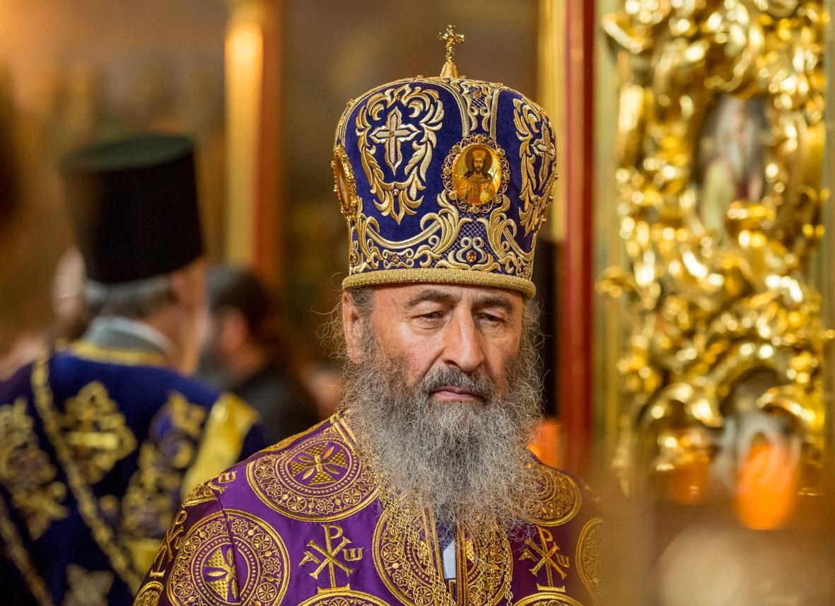 Митрополит Онуфрій / news.church.ua