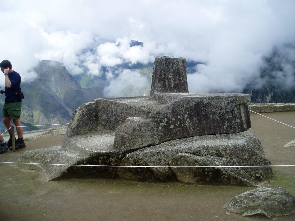 Интиуатана / Фото Wikipedia/Джордан Кляйн