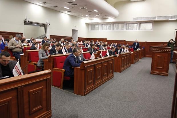 Київрада підтримала ініціативу Кличка: до 2020 року в столиці облаштують 125 тисяч паркомісць / kyivcity.gov.ua