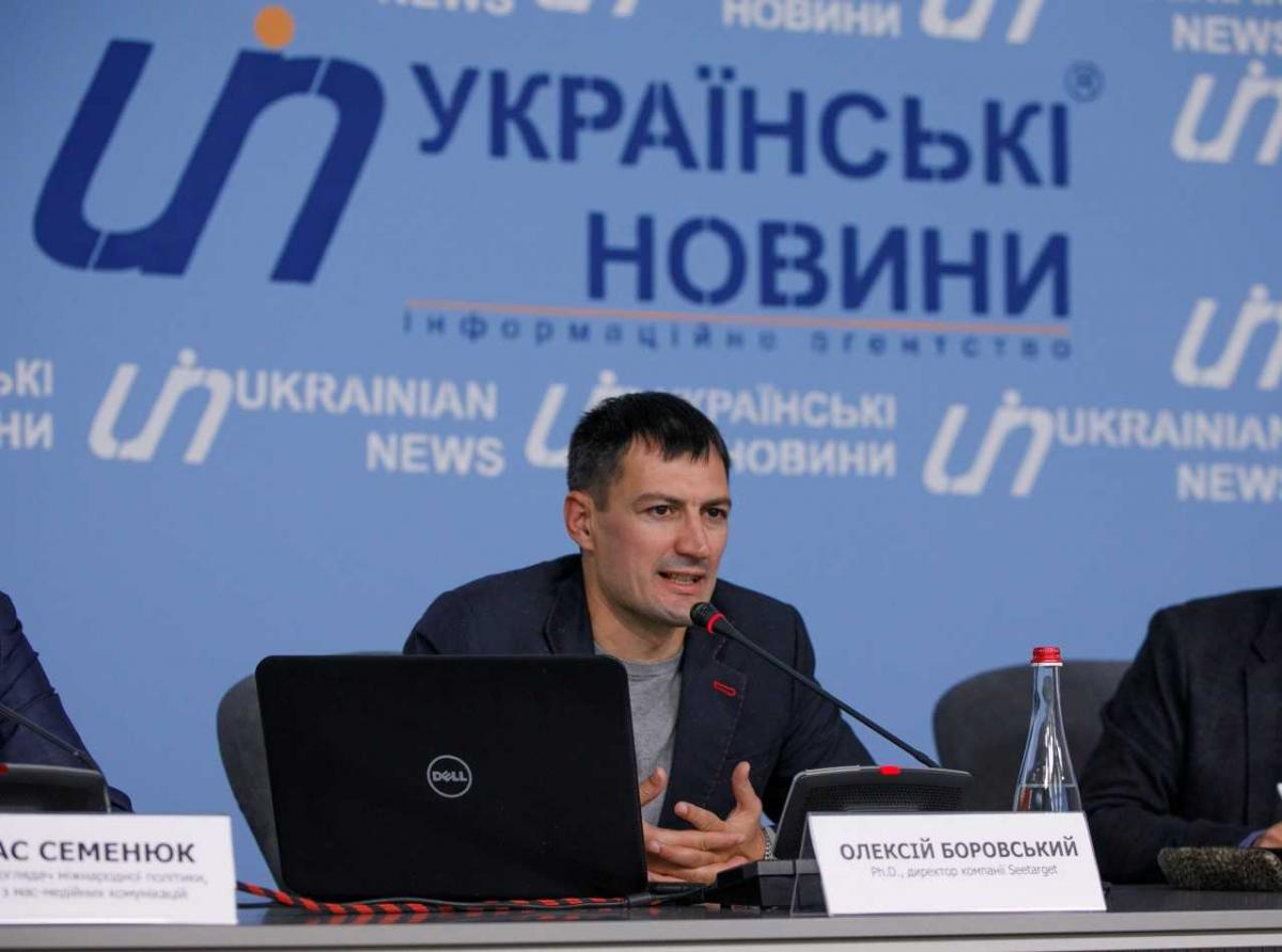 Директор Seetarget Алексей Боровский