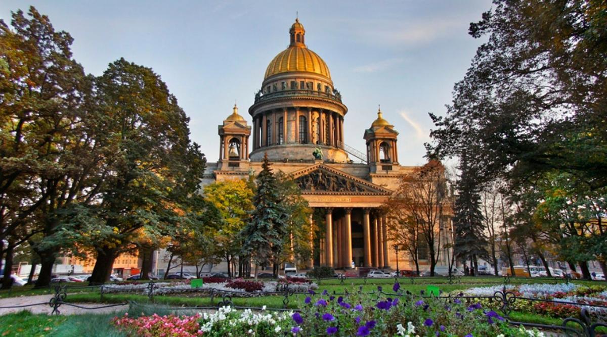 На момент строительства Исаакиевский собор стал самым дорогим храмом в Европе / culture.ru
