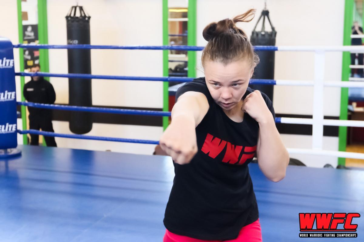 Світлана Гоцык готова до повернення в ринг / wwfc.in.ua