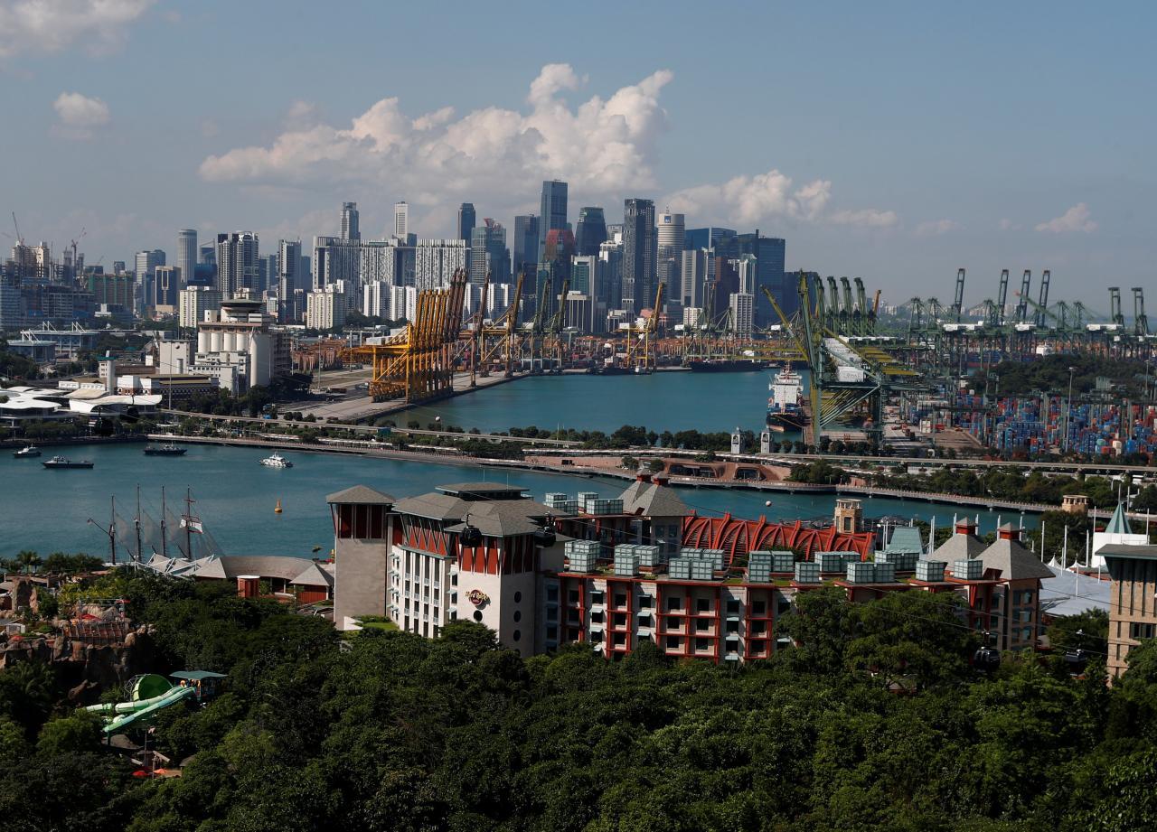 Сингапур \ REUTERS