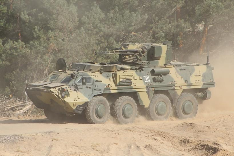 "Новейший БТР-4Е ""Буцефал"" / фото uk.wikipedia.org"