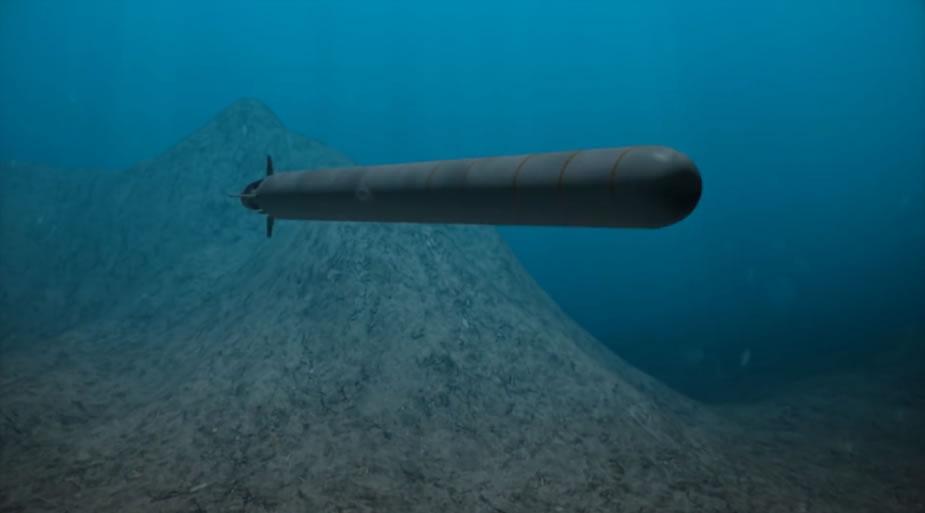 """Россия рассчитывает, что ядерные торпеды """"Посейдон"""" заставят НАТО позволить ей оккупировать Восточную Европу / navyrecognition.com"""