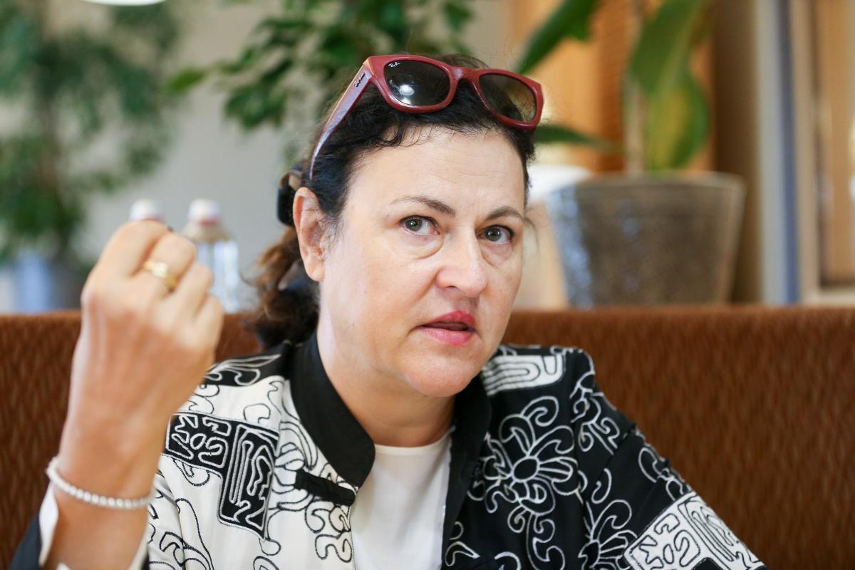 Матернова вважає, якщо б Україна у питанні енергоефективності була б на рівні країн ЄС з найнижчим таким показником, їй не довелося б імпортувати газ / фото УНІАН