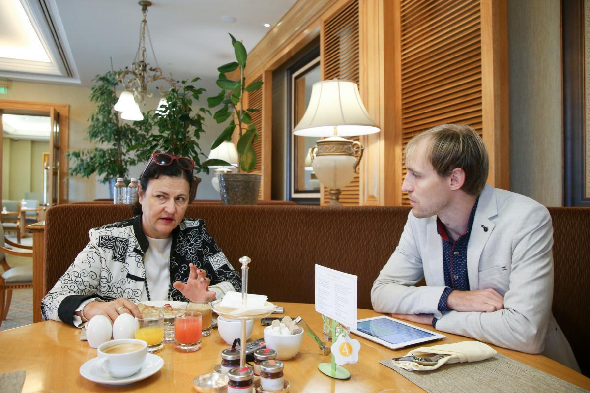 Метернова вважає, що Україна здійснила значний поступ у питанні реалізації Угоди про асоціацію / фото УНІАН