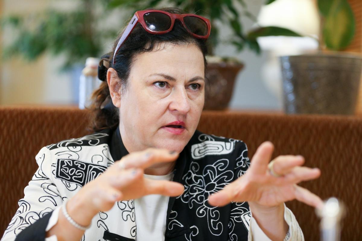 Представниця Єврокомісії Матернова розповіла про свої очікування від Вищого антикорупційного суду / фото УНІАН