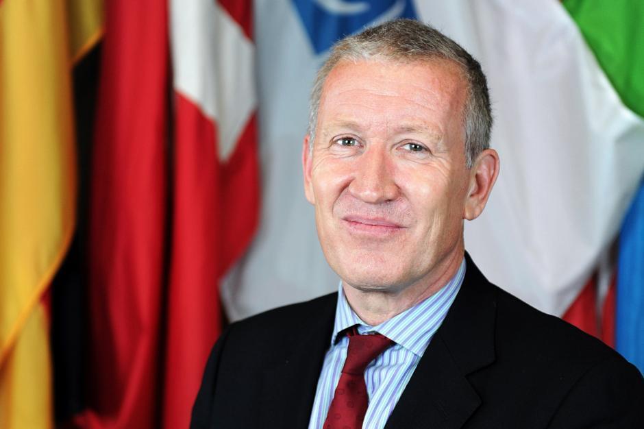 Посаду Хуга в СММ ОБСЄ обійме Марк Етерінгтон / OSCE / Micky Kroell