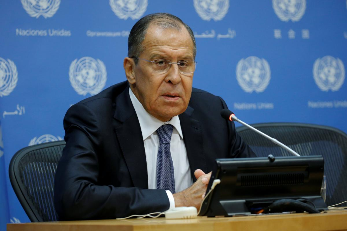 Сергей Лавров оценил возможность обмена послами между Украиной и РФ / REUTERS