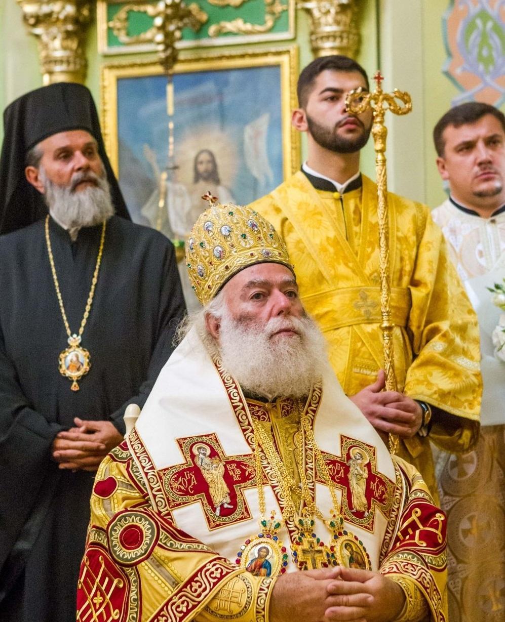 Александрийский Патриарх Феодор / eparhiya.od.ua