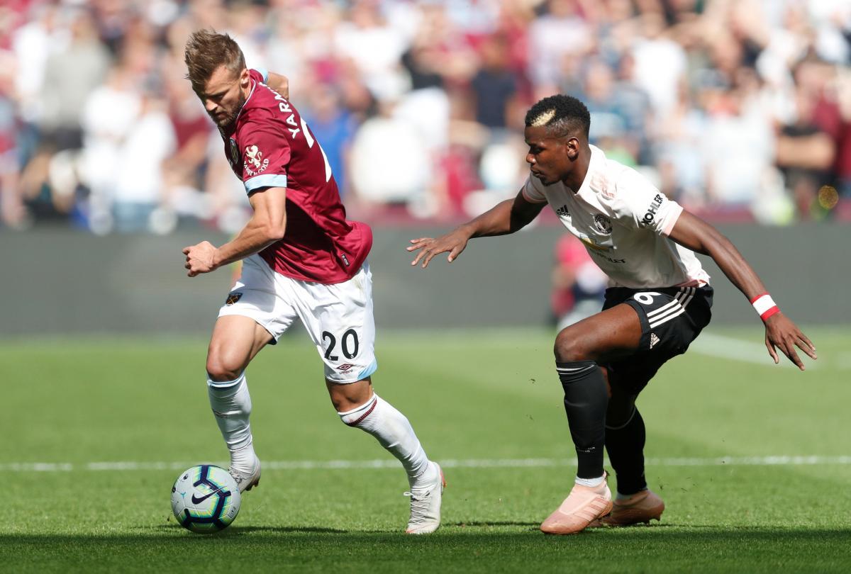 Ярмоленко стал автором гола в ворота Манчестер Юнайтед / Reuters