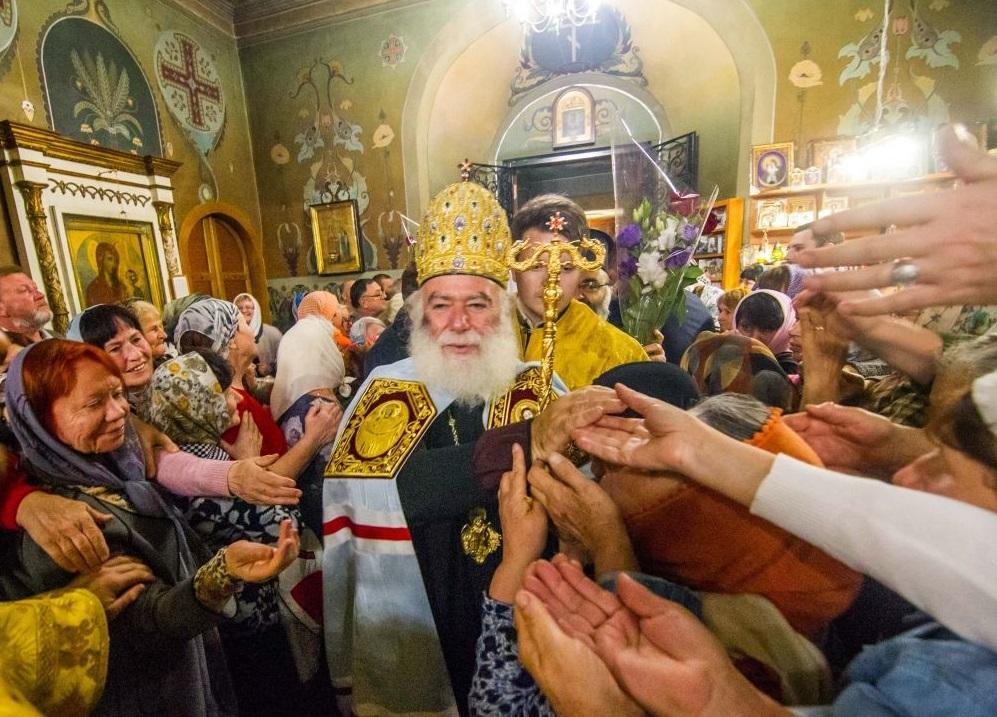 Патриарх Феодор / eparhiya.od.ua