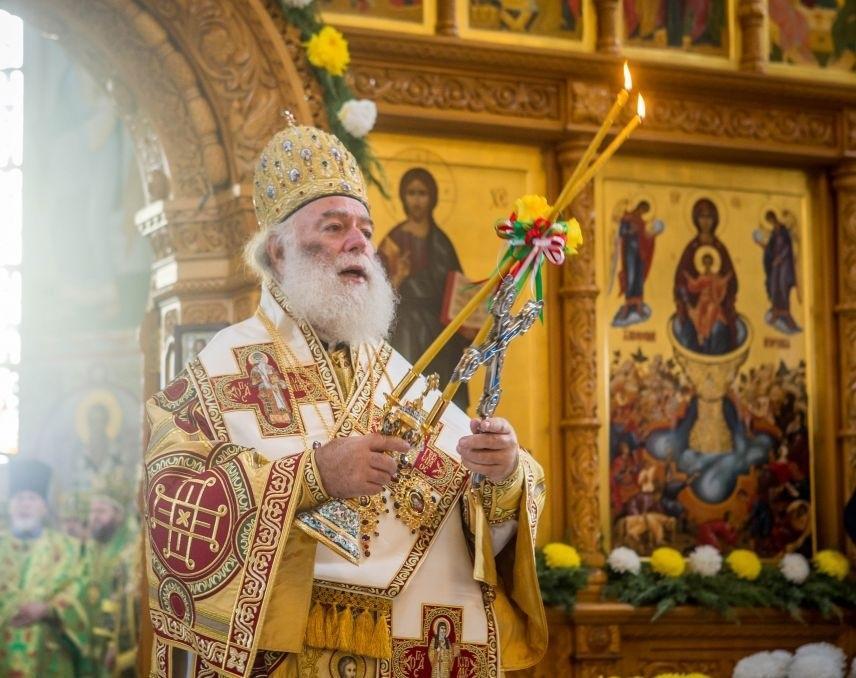 Предстоятель Олександрійської Церкви Феодор II / eparhiya.od.ua