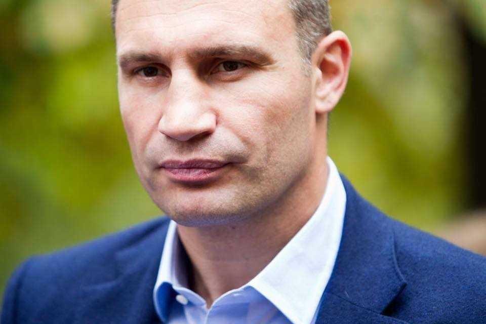 Мэр столицы также призвал вспомнить и подвиг Праведников Бабьего Яра \ kyivcity.gov.ua