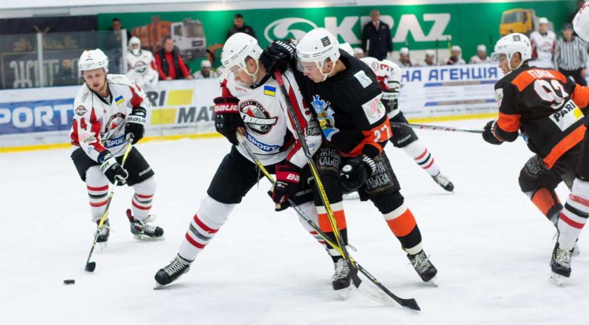 Кременчук обыграл Донбасс в центральном матче тура УХЛ / uhl.ua