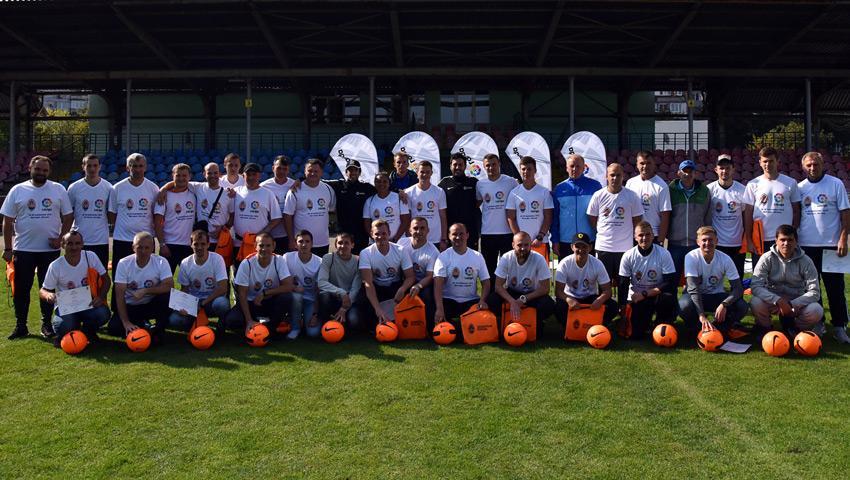 В Украине появились 52 дипломированных тренера по стандартам La Liga | shakhtar.com