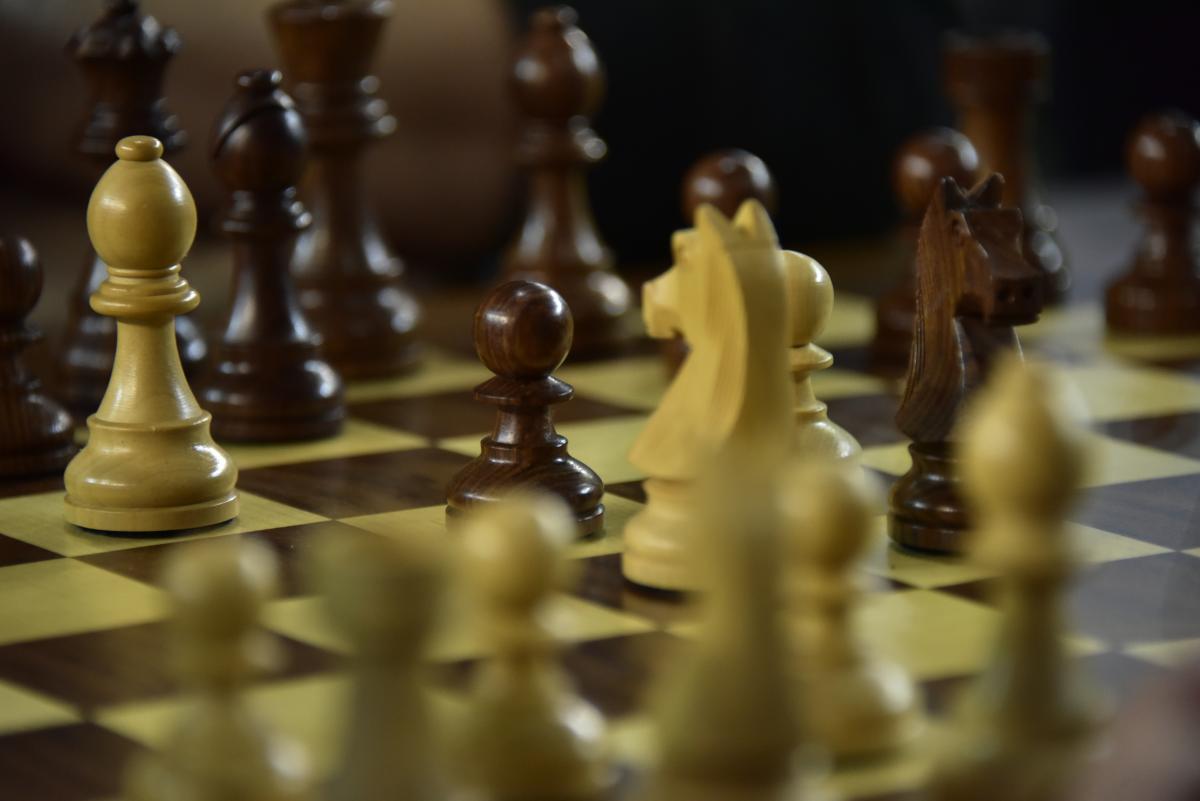 Украинцы сегодня неудачно сыграли на шахматной Олимпиаде в Батуми / batumi2018.fide.com