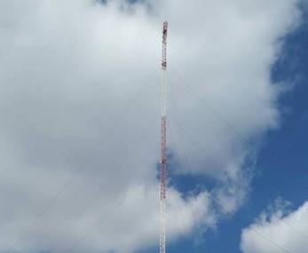Высота башни - 190 метров / фото Телесети Украины, Facebook
